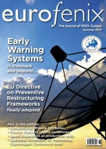 Eurofenix insol Europe cover